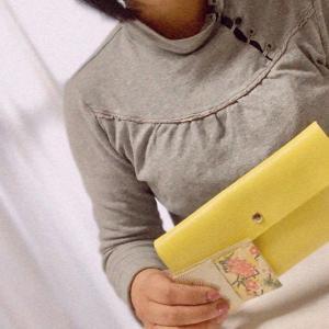 縫わないお財布作りとオリジナル金運香
