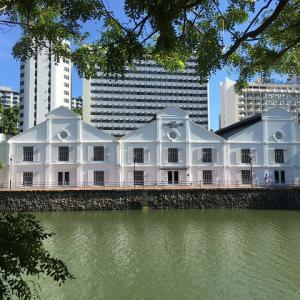 シンガポール川沿い旧倉庫のクールなデザインホテル、The Warehouse Hotelにチェックイン♪