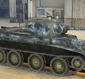 wot ディスぺア砦 ポジショニング TV-20 tier III~IV