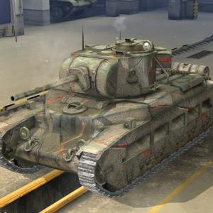 MatildaIV wot tier5 6台の戦車