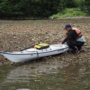 kayak jamboree 2020 リハビリのつもりで参加