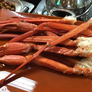 蟹食べ放題 温泉旅行