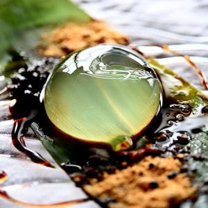 自由研究❤水ゼリー❤材料2つ&丸い製氷皿 【#セリア #バズおやつ #超簡単 】