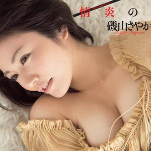 円熟BODY撮り下ろし 背炎の定理 磯山さやかSayaka Isoyama 水着グラビア画像