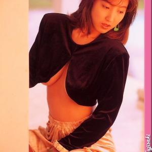 藤崎仁美 グラビア水着画像「60枚」巨乳ブームの先駆け「LADY'S」のメンバー