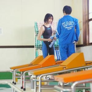 上白石萌歌「いだてん」ドラマ「3年A組」での競泳水着画像「20枚」