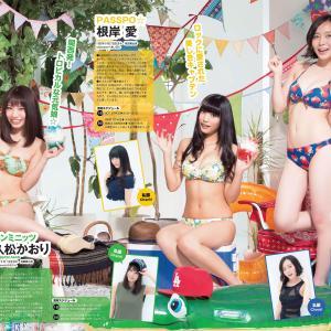 東京アイドルフェスティバル TIF2015出演アイドル対抗!! 水着MIZUGI フェスティバル。