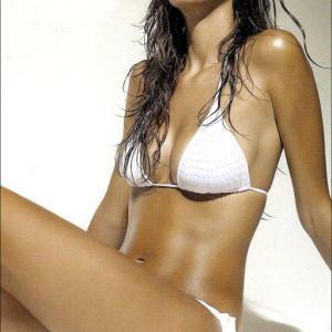 メリッササッタ 水着グラビア イタリアのモデルテレビ番組司会者