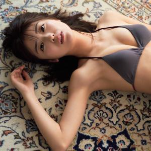 『魔進戦隊キラメイジャー』キラメイピンクの瑞々しい美体 工藤美桜 水着グラビア 2020