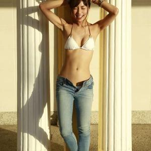 石川恋 水着ビキニ画像「22枚」「夏の想い出」パート3 2020