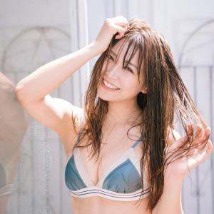 NMB48 白間美瑠 水着ビキニ画像未掲載カット2020
