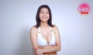 ERI 週末ダンサー&女子大生 白水着ビキニ「20枚」 ギャルコン2021