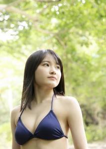 森戸知沙希 水着ビキニグラビア「25枚」ハロプロのアイドル