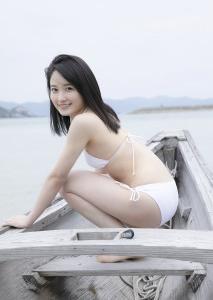 森戸知沙希 白水着ビキニ「26枚」 民宿 船 モーニング娘