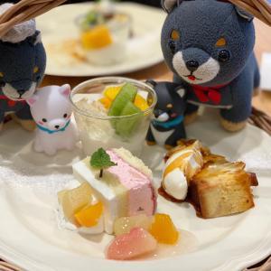 ケーキを食べながら楽しい時間☆静岡