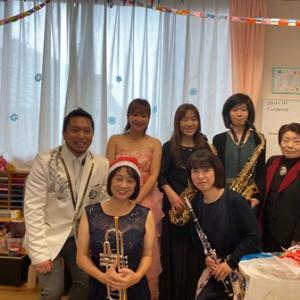 クリスマスコンサート@みのりヶ丘保育園