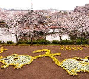 安倍文殊院 渡海文殊菩薩像は幼児・青年・壮年・老人の菩薩群像
