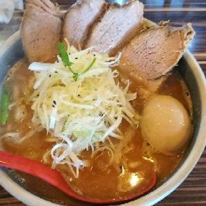 大和田 中華そば蛍 醤油と味噌