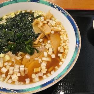京急蒲田 春香園 ラーメン餃子セット