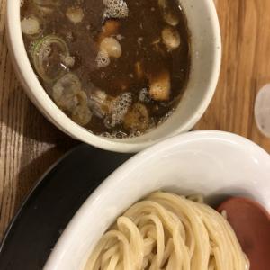八丁堀 七彩 つけ麺 中盛り