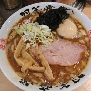 赤坂 庄太 魚介豚骨