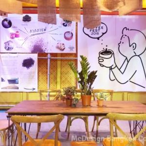 タイ最大のコーヒーイベント『Thailand Coffee Fest 2018』にデザイナーさんが行ってみた♪