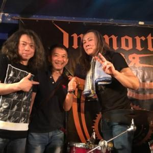 【ポスター デザイン】JAPAN ROCK SUMMIT 2018 バンコクで開催