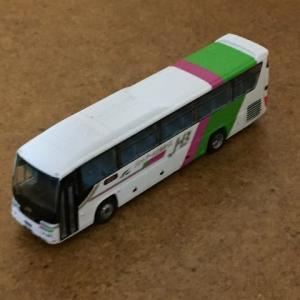 ジェイアール北海道バスいすゞガーラ札幌200か4454の走行動画