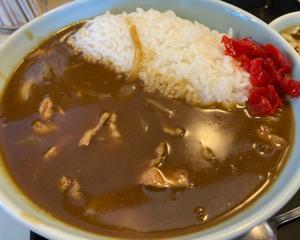 『咖喱会飯』