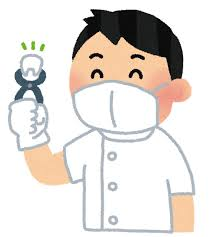 親知らずの抜歯手術とファイナルテスト