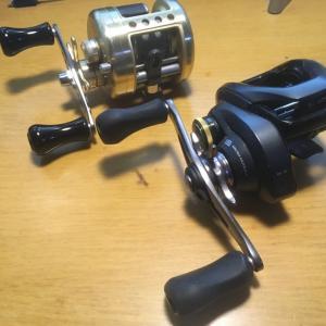 タオバオで買った釣具でリールを改造してみた話【クラドKのハンドル交換】
