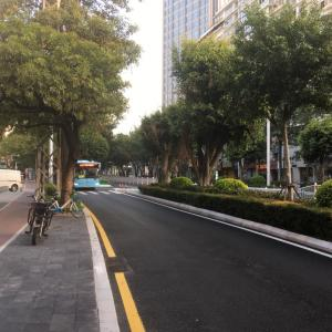 2020年2月9日中国福建省厦門市の現状。厦門に人が増えてきました。