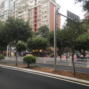 2020年3月23日中国福建省厦門市の状況。割と平和。