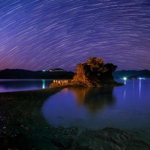 星景サルベージその85 星巡る小島