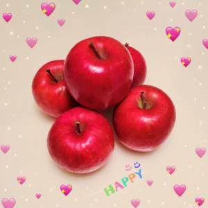 りんごにはりんごの美しさ