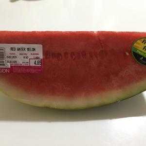 フルーツがいっぱいなのに・・・・
