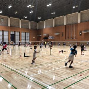 渋谷ジュニア練習会