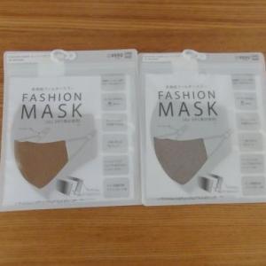 購入品☆GUマスクとムーミンマスク