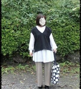 着画☆Green Parks・ハニーズ☆秋の味覚☆霊園巡り