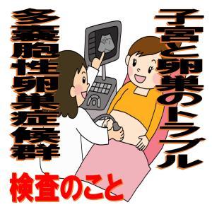 子宮と卵巣トラブル:多嚢胞性卵巣症候群(PCOS)検査のこと