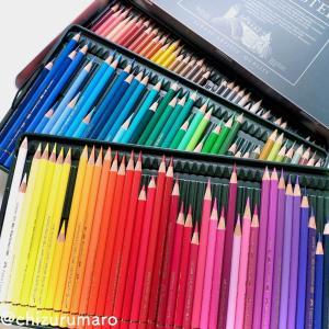 【ご相談】色鉛筆で使う色がかたよってしまうのはダメなこと?