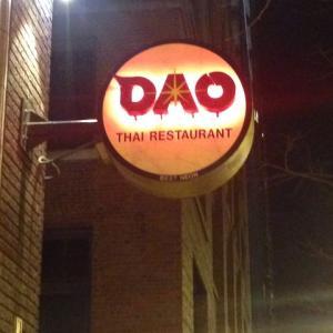 タイレストラン Dao