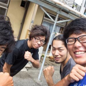 146,147,148日目:堕落した4人の日本一周旅人の日常。
