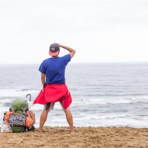 154日目:砂!砂!砂!砂だらけじゃー!