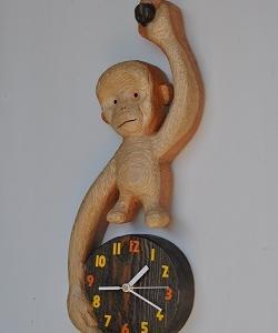 サルの時計・・・