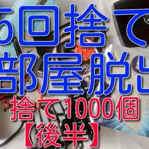 ★【捨て活】1000個捨ててわかったこと【1日1捨】425