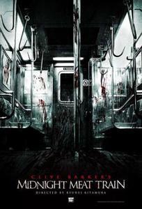 【ミッドナイト・ミート・トレイン】殺人鬼モノかと思いきや最後はモンスター映画?