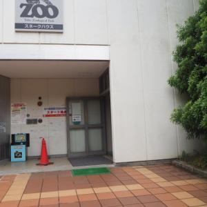 とべ動物園スネークハウスが開館