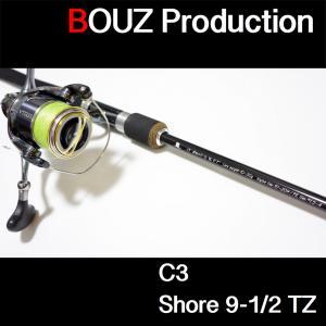 BOUZプロダクション C3 Shore9-1/2 TZ インプレッション①