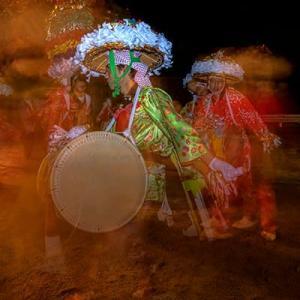 揖斐太鼓踊り